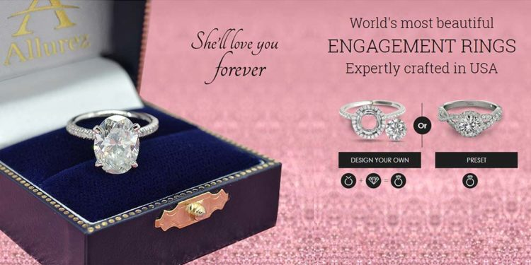 Allurez – Designer And Client-Customized Wedding Rings And